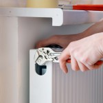 Aan- en afvoerleidingen op radiatoren aansluiten